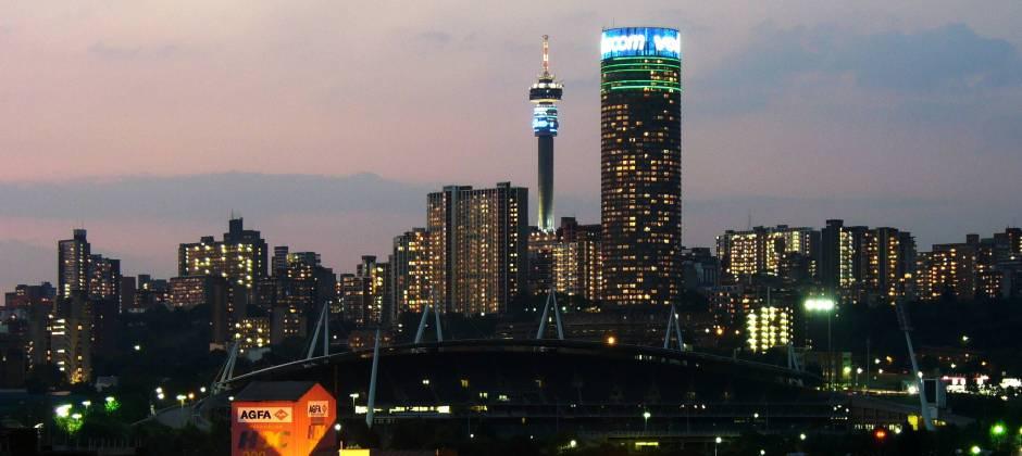 Suncity-Johannesburg:  City Tour