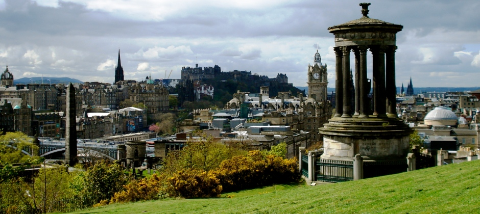 London- Edinburgh: City tour