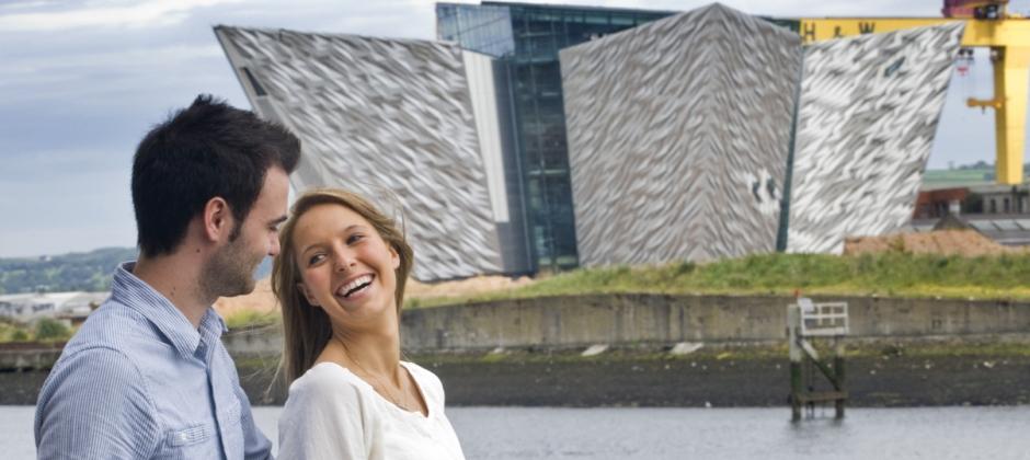 Edinburgh-Belfast: City tour