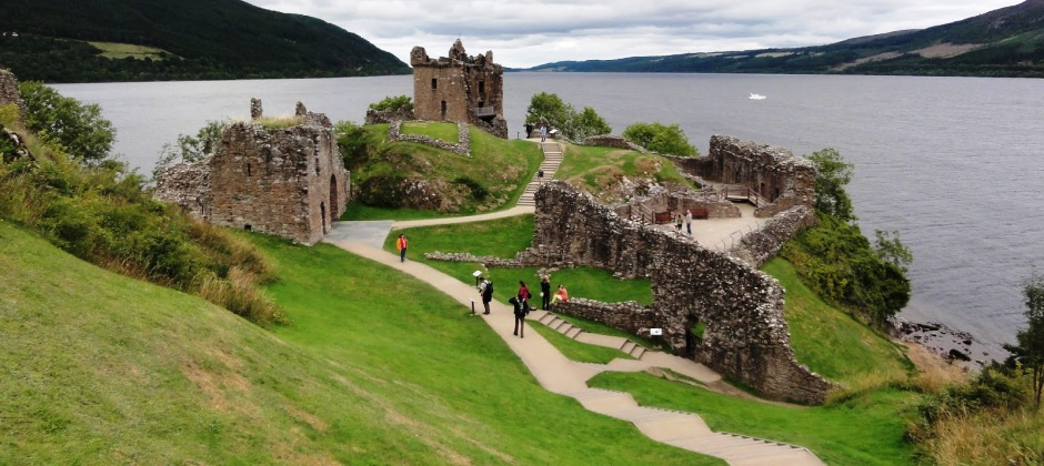 Edinburgh: Tour to Loch Ness, Glencoe & the Scottish Highlands