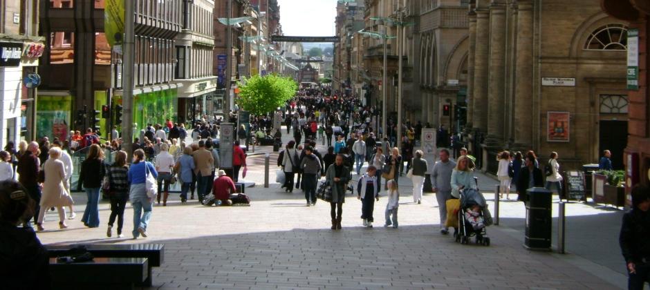 Glasgow- Departure