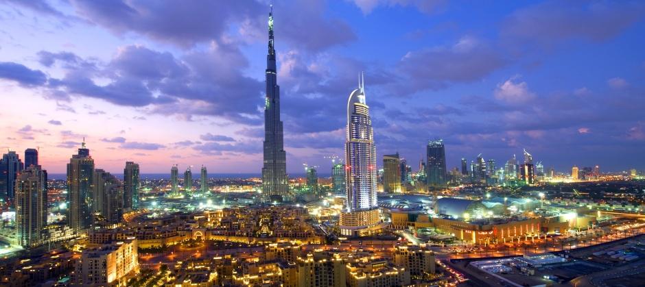 Arrival Dubai – Burj Khalifa with Musical Dancing fountain and Dubai Mall Visit