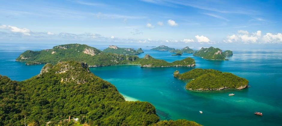 Bangkok – Ko Samui: Samui island tour