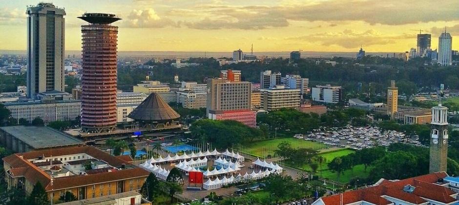 Arrive Nairobi- Aberdare