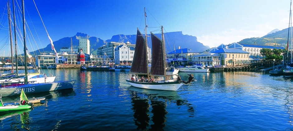 Cape Town: Half Day City Tour