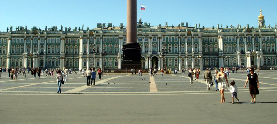 St.Petersburg- Guided City Tour