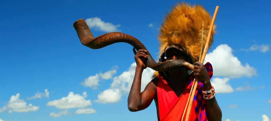 Masai Mara – Nairobi - Depart home
