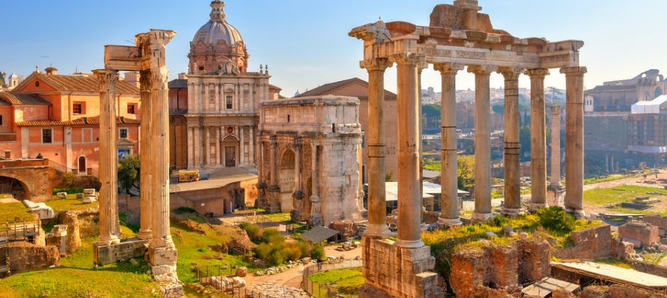 Rome: Guided Ancient Rome City Tour (3 hr)