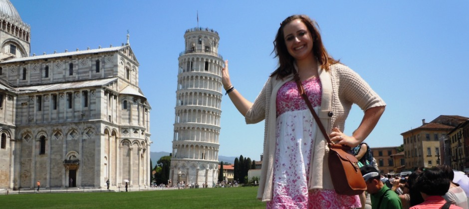 Rome –Pisa: Guided Walking tour of Pisa (1 ½ hrs) (1530)