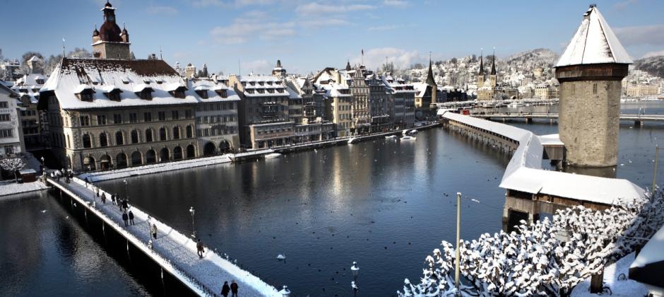 Arrive Lucerne