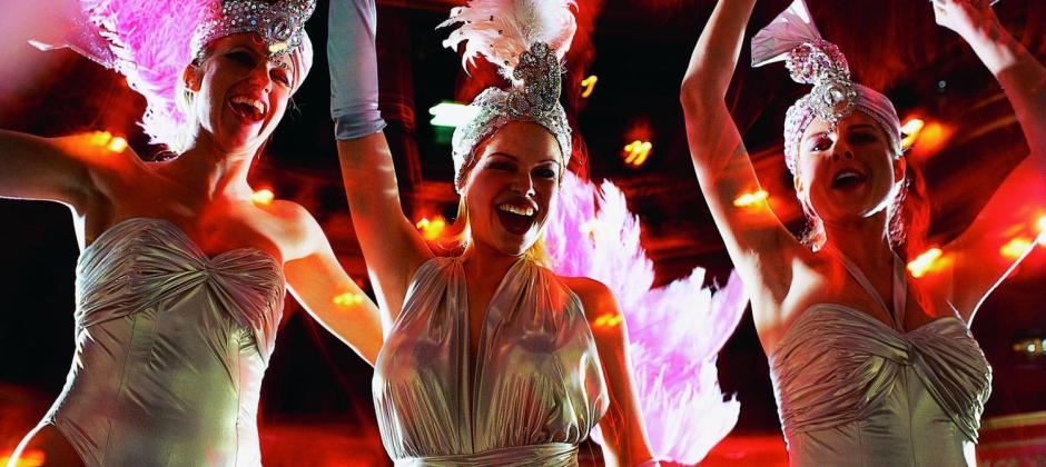 Guided Segway tour of Paris, Dinner Cruise with Marina de Paris and Lido Show
