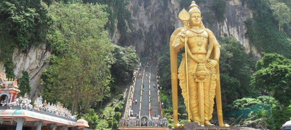 Kuala Lumpur: Half Day City Tour
