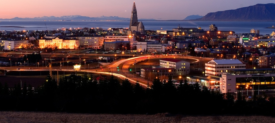Reykjavik – Depart