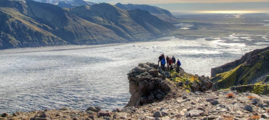 Vik: Visiting Skaftafell National Park – Enroute Jokulsarlon Glacial Lagoon – Hofn