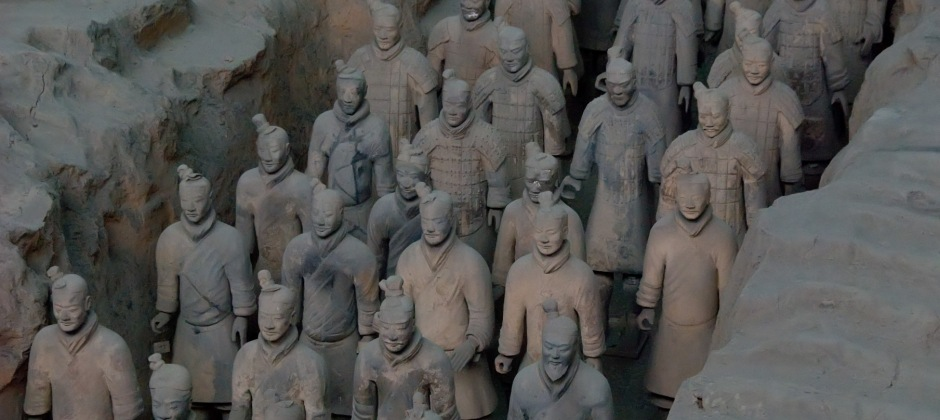 Xi'an – Sightseeing Tour with Terra Cotta Army Museum