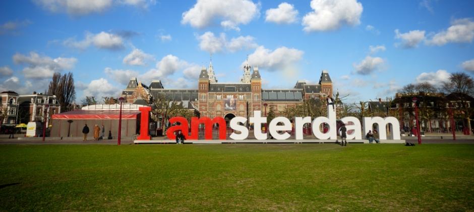 Arrive Amsterdam
