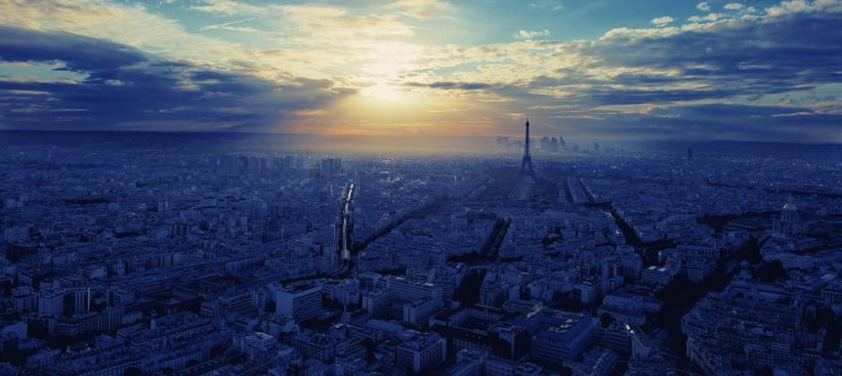 Depart Paris