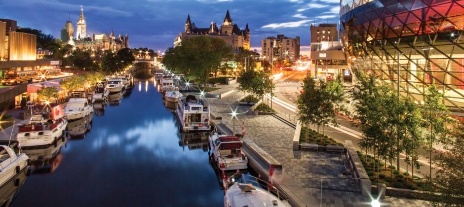 Ottawa City Tour  -  Montreal