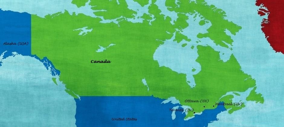 Canadian Escape