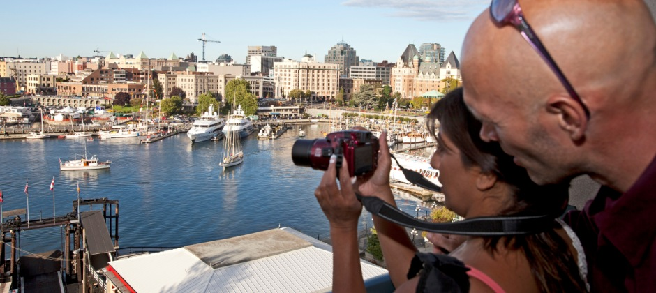 Vancouver: Excursion to Victoria