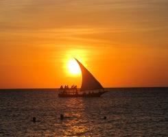Kenya with Zanzibar