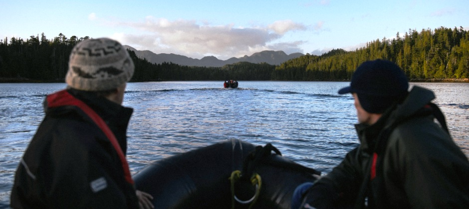 Cruising the Shores of the Great Bear Rainforest