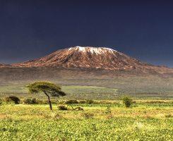 Adventurous Kilimanjaro