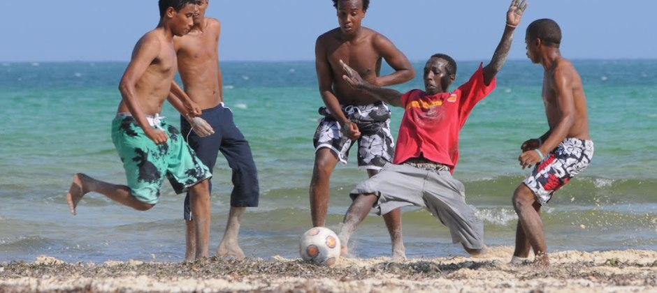 Mombasa: Day at Leisure