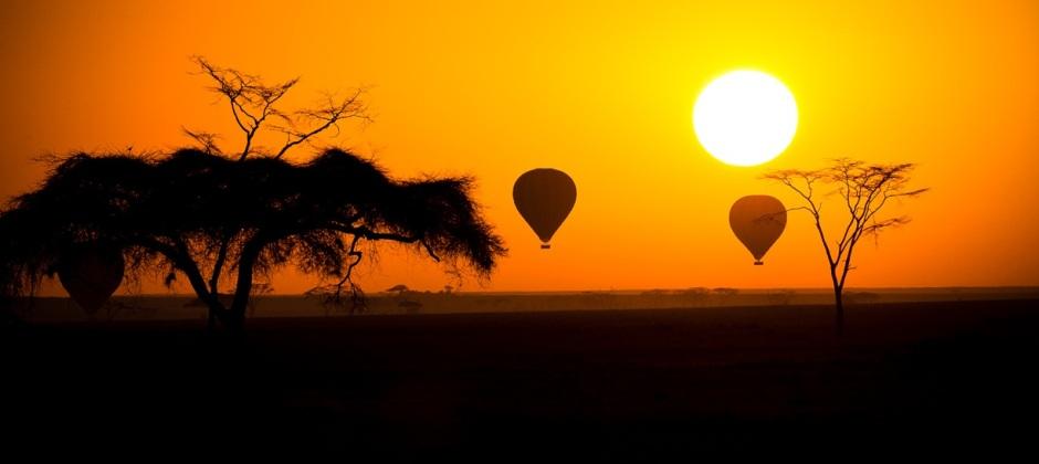 Masai Mara- Nairobi- Depart