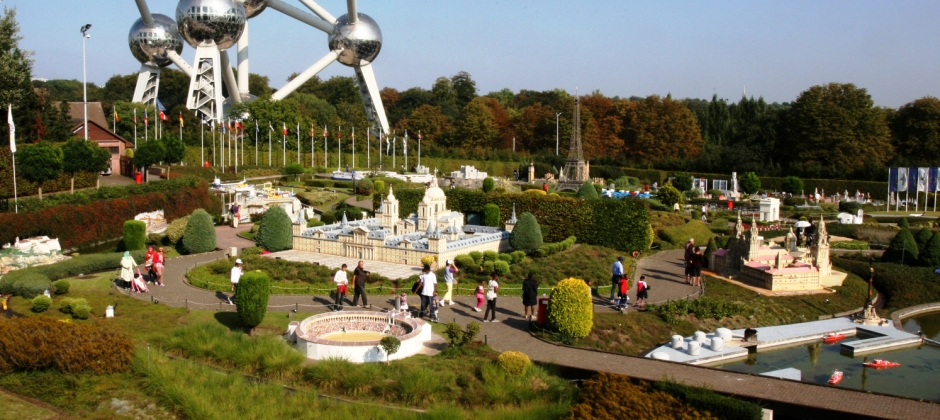Brussels: Mini-Europe – 1 Day Pass