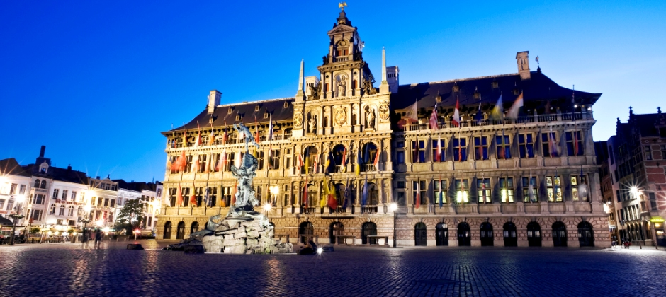 Brussels: Antwerp Day Trip