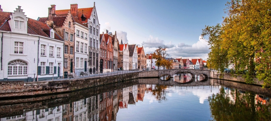 Brussels: Ghent & Bruges Day trip