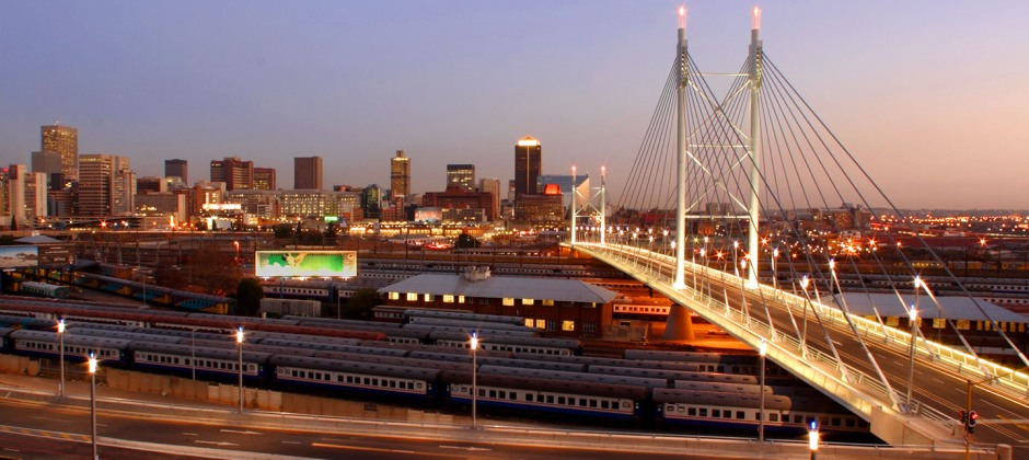 Sun City – Johannesburg: city tour