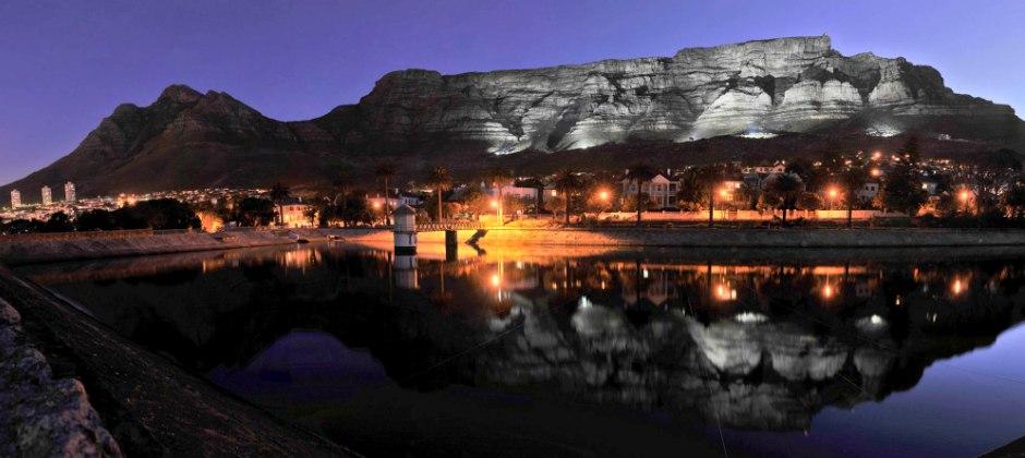 Arrive Cape Town
