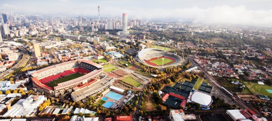 Knysna – Johannesburg: City Tour