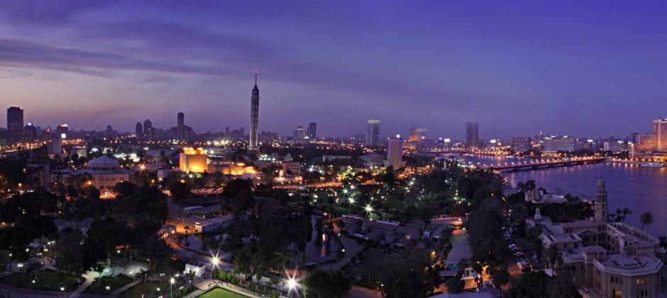 Johannesburg – Nairobi