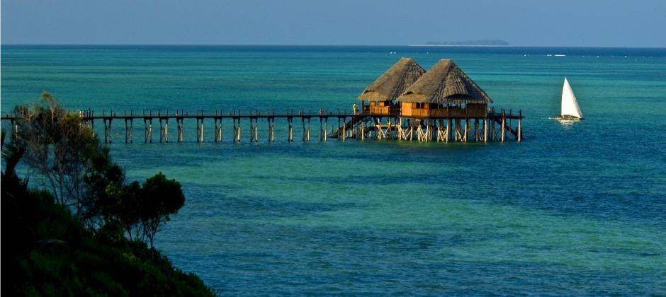 Zanzibar - Departure