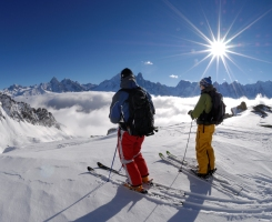 Rhone Alpes With Val Thorens Ski Experience