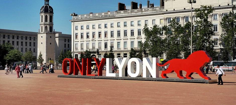 Arrive Lyon