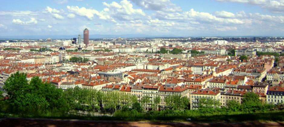 Lyon: City tour