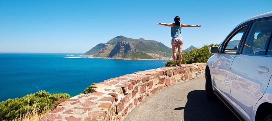 Arrival Cape Town