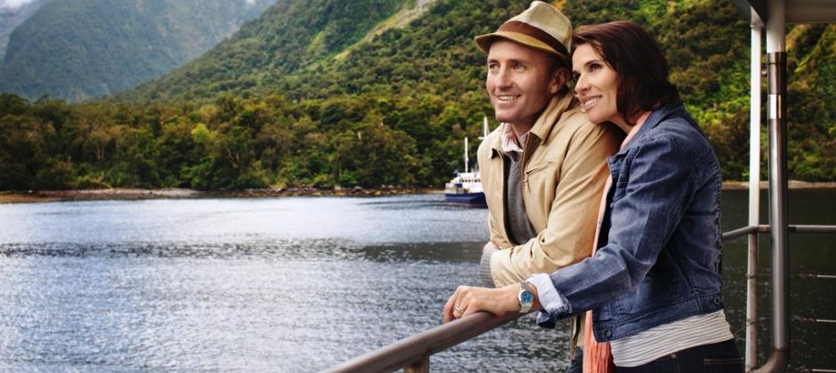Milford Sound: Enjoy Cruising