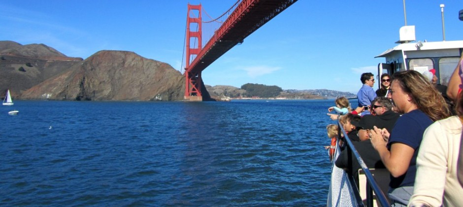 San Francisco: Half Day City Tour and Bay Cruise