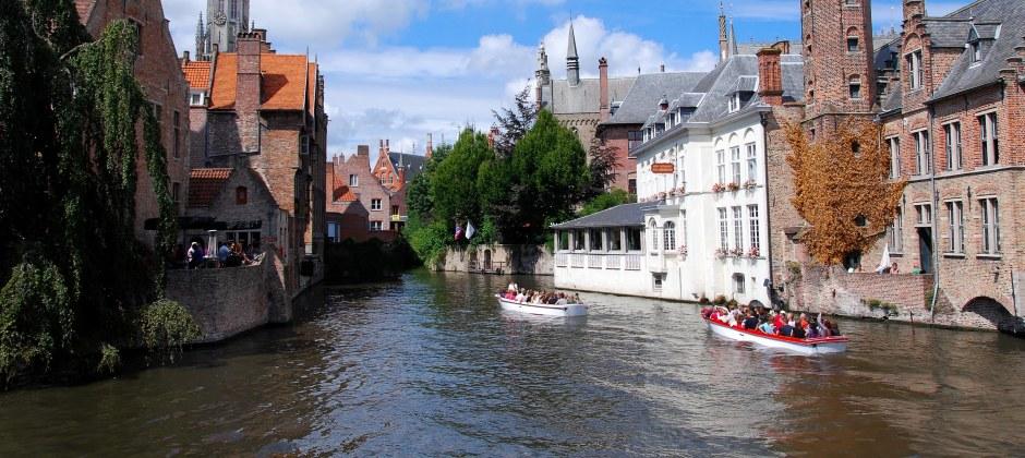 Arrival Brussels – Bruges