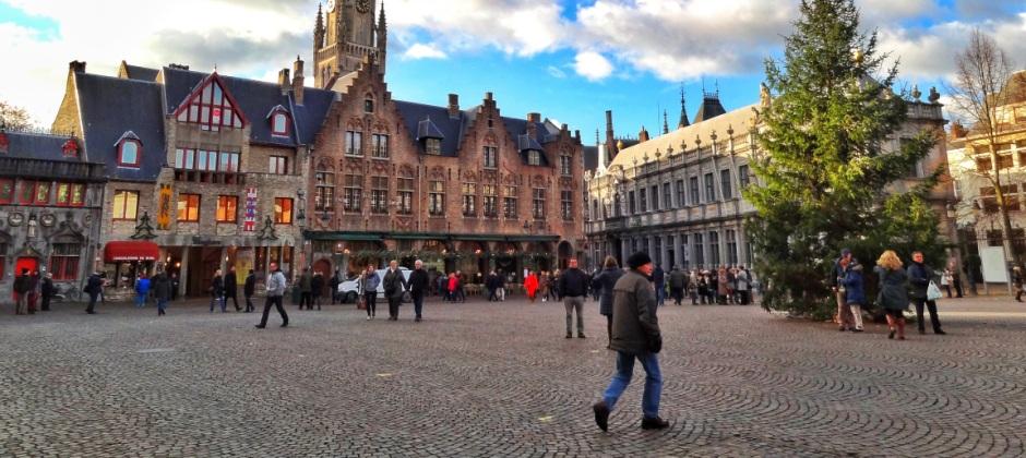 Bruges: City Tour (50 mins)