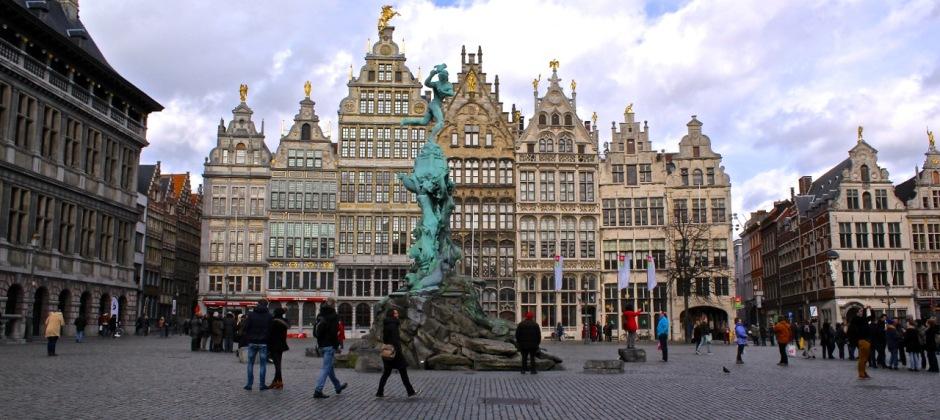 Brussels: Antwerp, City of Rubens Tour (5.5hrs)