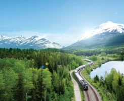 Canada - Coast to Coast by Rail