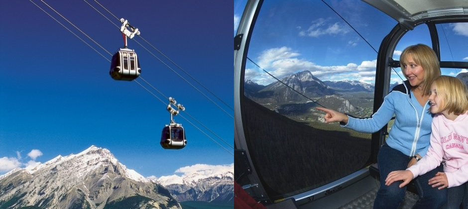 Banff: Half Day Sightseeing