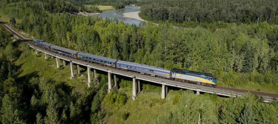VIA Rail Toronto - Montreal
