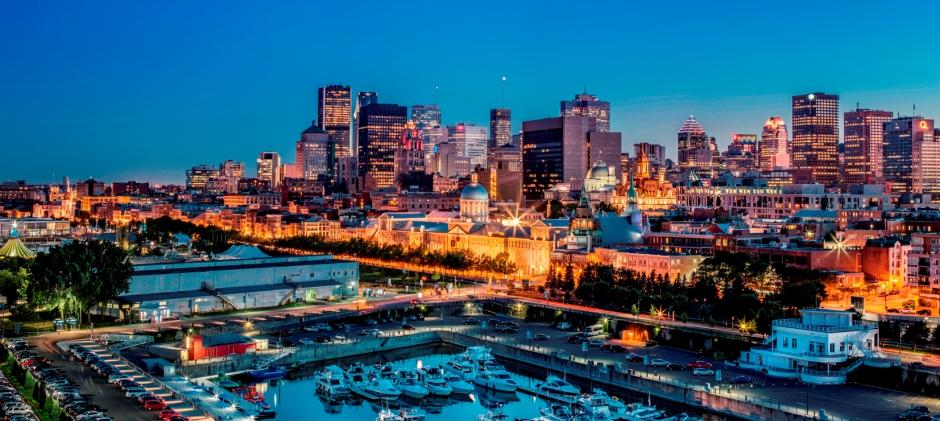 VIA Rail Montreal - Halifax